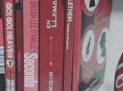 Booktag colores: libros rojos