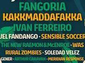 Festival Arts 2017, confirmaciones