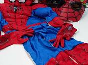 Navidad superhéroes disfraces Disney Store