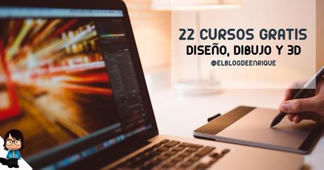 22 cursos en linea de dise o gr fico dibujo y 3d gratis for Curso de diseno grafico gratis pdf