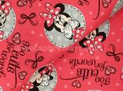 Nueva colección telas Disney