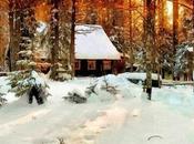 NIEVE INTERMINABLE: genial libro terror invernal