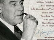 Alonso Zamora Vicente. Itinerario Artístico Literario