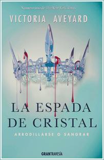 Resultado de imagen de La Espada de Cristal - Victoria Aveyard @_happinesslife