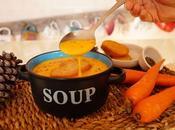 Sopa zanahoria