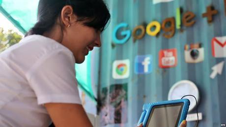 YouTube, Gmail y Chrome serán más rápidos en Cuba tras acuerdo con Google
