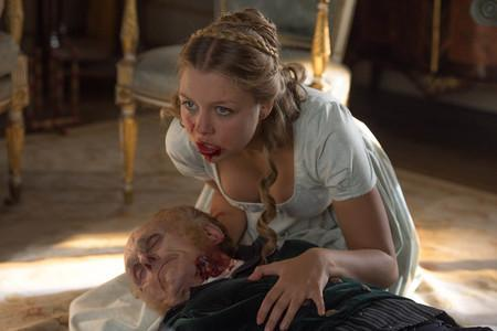 Pride And Prejudice And Zombies Movie Image 1