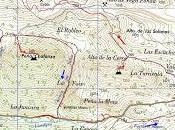 Llombera-Cueto Mateo-La Formosina-Peña Chafariza