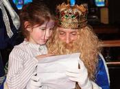 Queridos Reyes Magos, carta especial
