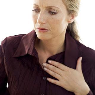 Dolor debajo del esternón después de comer
