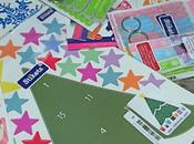 Stikets trae etiquetas, llaveros, pulseras personalizadas calendario adviento viene sorpresa Post Sorteo