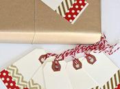 Preparar paquetes regalo bonitos