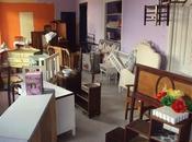Exposición muebles restaurados Almadén