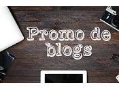 Promoción blogs ¡Apúntate!