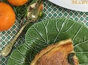 Tarta Queso Hierbabuena Mandarina (FLAÓ Ibiza)