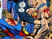 auténtico Superman vuelto