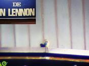paseo John Lennon halcón peregrino