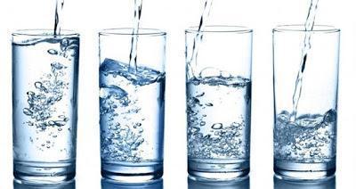Como adelgazar rapido con agua