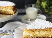 Bizcocho limón crema