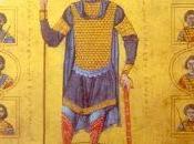 Basilio emperador bizantino traumatizado