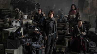 Rogue One: Entre dos trilogías y brillando con luz propia
