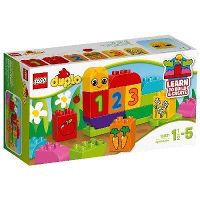 Creatividad e imaginación al poder con Lego Duplo
