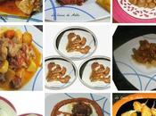 platos carne deliciosos