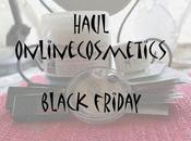 Haul OnlineCosmeticos (Black Friday)