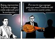 Rivera, quita pone rey, pero ayuda Rajoy