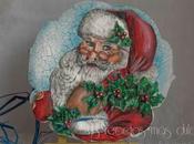 Galleta navidad (santa claus)