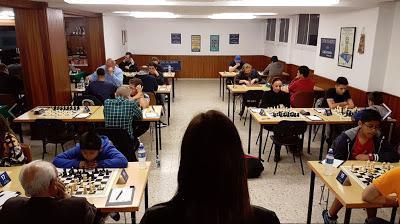 XXVII TORNEO DE NAVIDAD DE LA FUNDACIÓN CAJACANARIAS – 1ª ronda