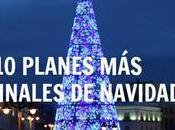 planes originales divertidos hacer Navidad Madrid