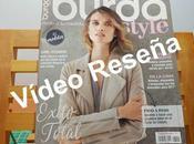 Reseña revista Burda Style enero 2017