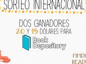 cumple años ¡SORTEO INTERNACIONAL! 35USD Book Depository