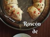 Roscón Reyes Naranja