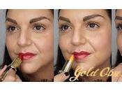 L'oreal Gold Obsession; todo dorado