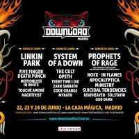 Download Festival Madrid 2017