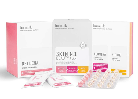 Skin N. 1 Beauty Plan de Humalik