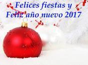 Felices fiestas feliz nuevo 2017