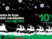Planetgom, ofrece grandes descuentos neumáticos estas navidades