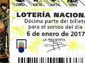 Lotería reyes 2017