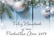 deseo Feliz Navidad Productivo 2017