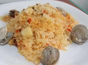 Recetas clásicas: Paella marisco