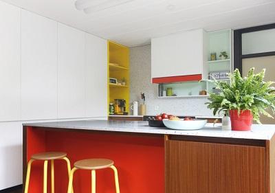 Combinaciones de color en los muebles de cocina paperblog for Proyecto muebles de cocina