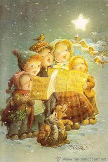 Navidades retro