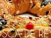 Rosca Reyes. Receta Fácil, esponjosa deliciosa