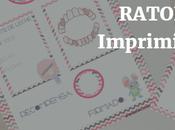 Certificado imprimible ratoncito Pérez. Diploma entrega diente