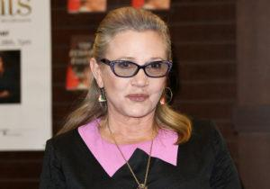 Carrie Fisher y su labor como script doctor