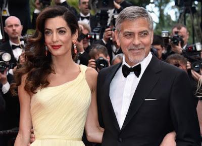 George Clooney no se divorció de Amal