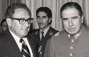Las voces de los Hijxs.Pablo Sepúlveda Allende : arresten a Henry Kissinger.